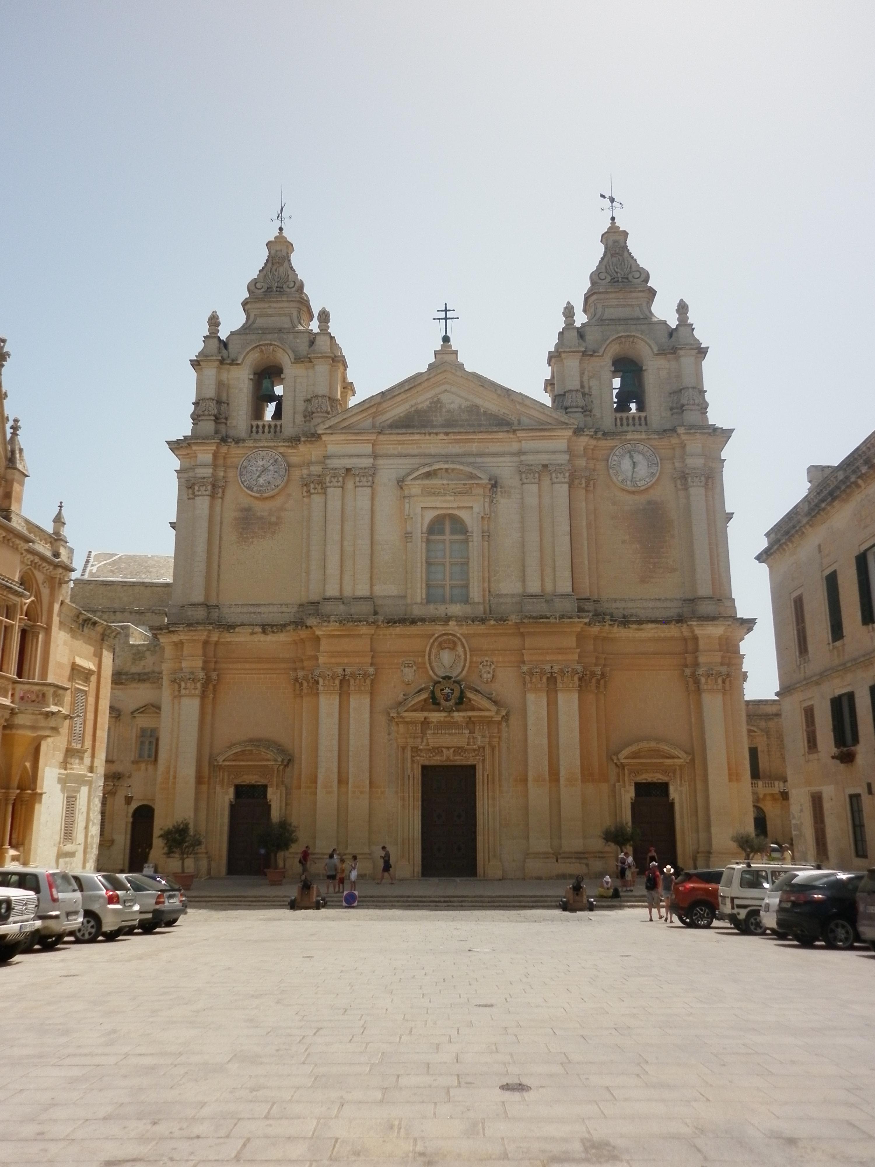Mdina - Cathedral.