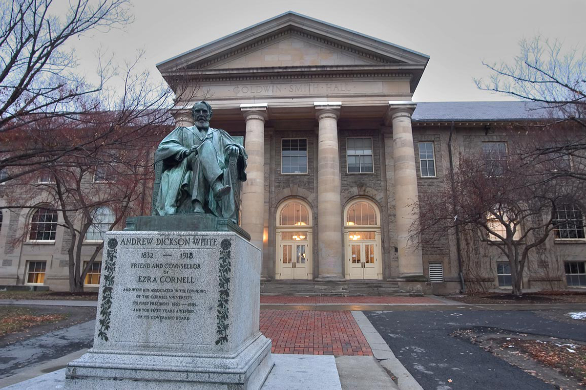 13. Universidad de Cornell