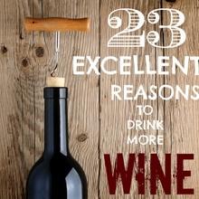 Beber más vino