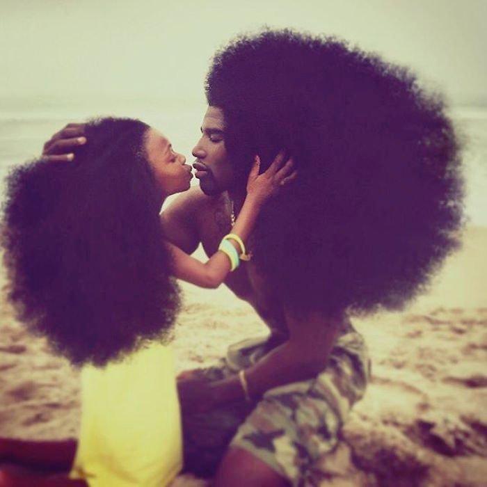 Pere Fille Cheveux Harlem Jaxyn 8