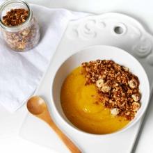 Purée mangue coco & Granola coco