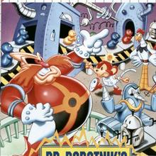 Dr. Robotnik Mean Bean Machine de Sega