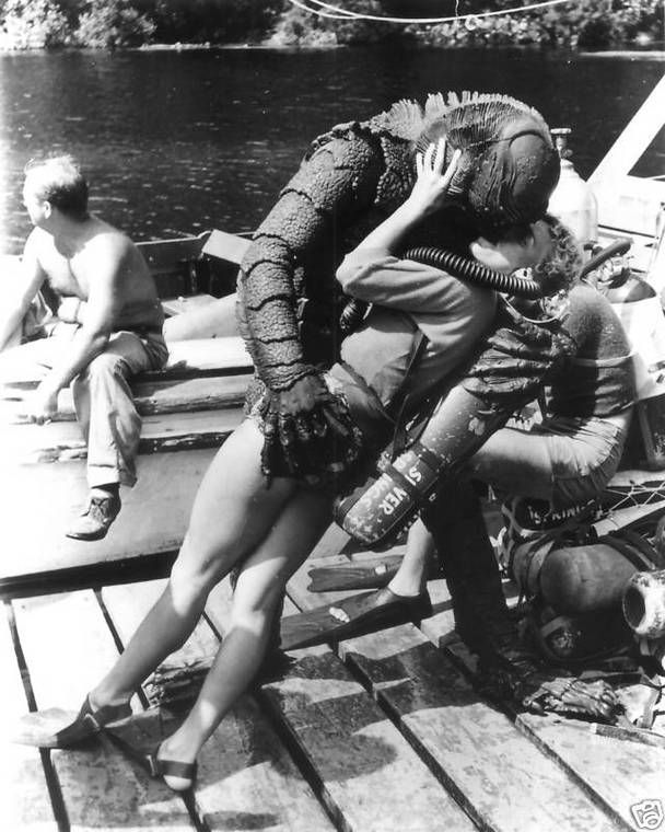 Behind The Scenes Of Creature From The Black Lagoon 1954