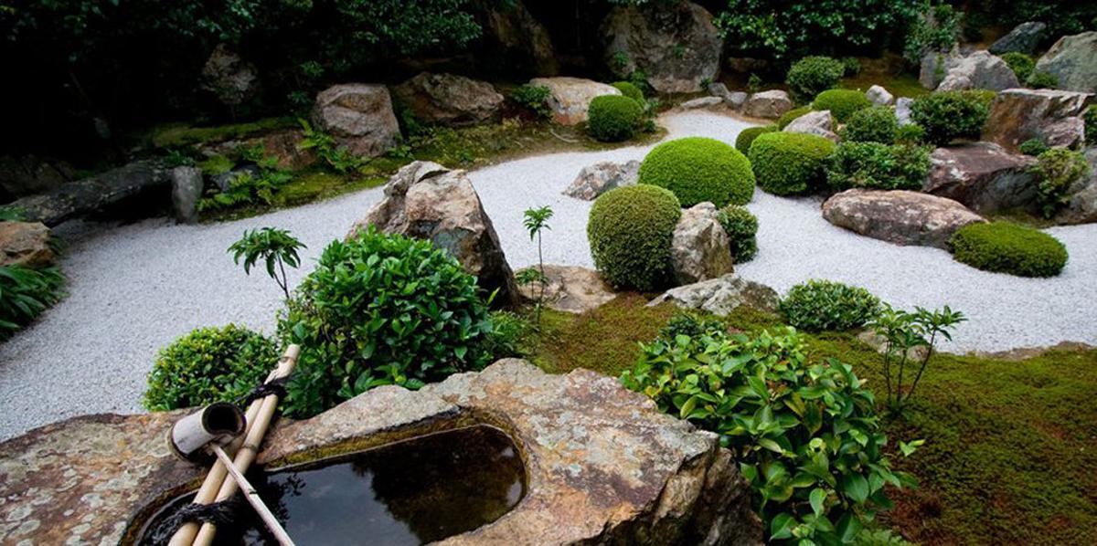 imagenes jardines zen