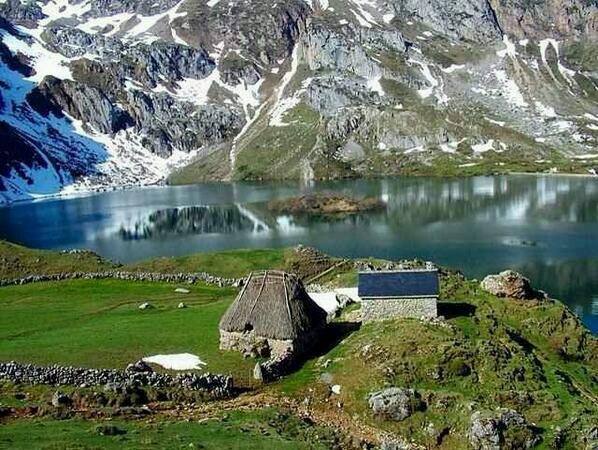 Lagos de Somiedo Asturias.