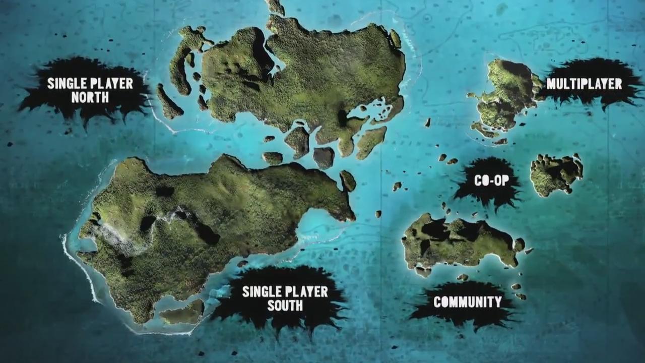 Far Cry 3 Island Survival Guide Part 1 Trailer 1