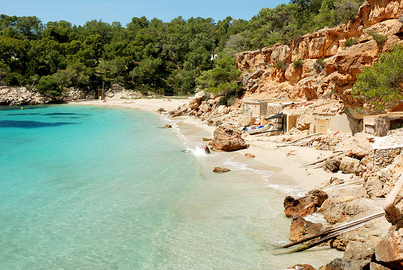 Yanpy Post 35 Cala Saladeta Ibiza