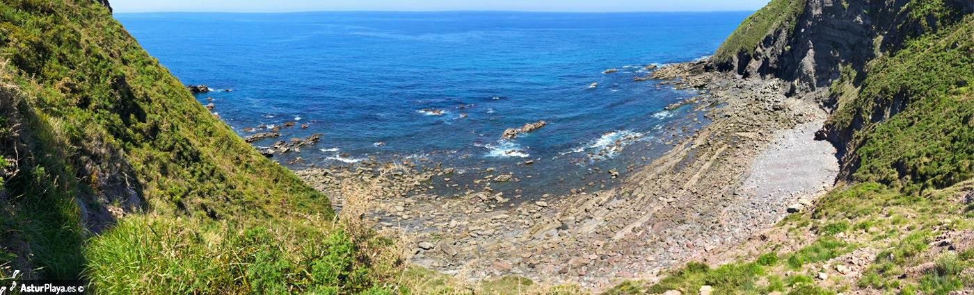 Aberdil Beach Ribadesella1