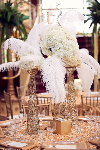 Great Gatsby Wedding Inspiration 19