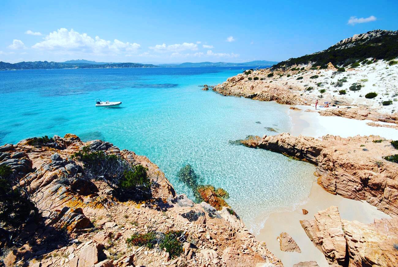 Yanpy Post 142 Yacht Charter Sardinia Spargi Island