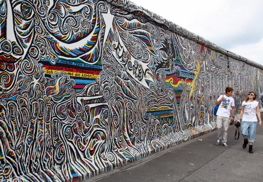 Fotos Berlin Muro East Side Gallery 024