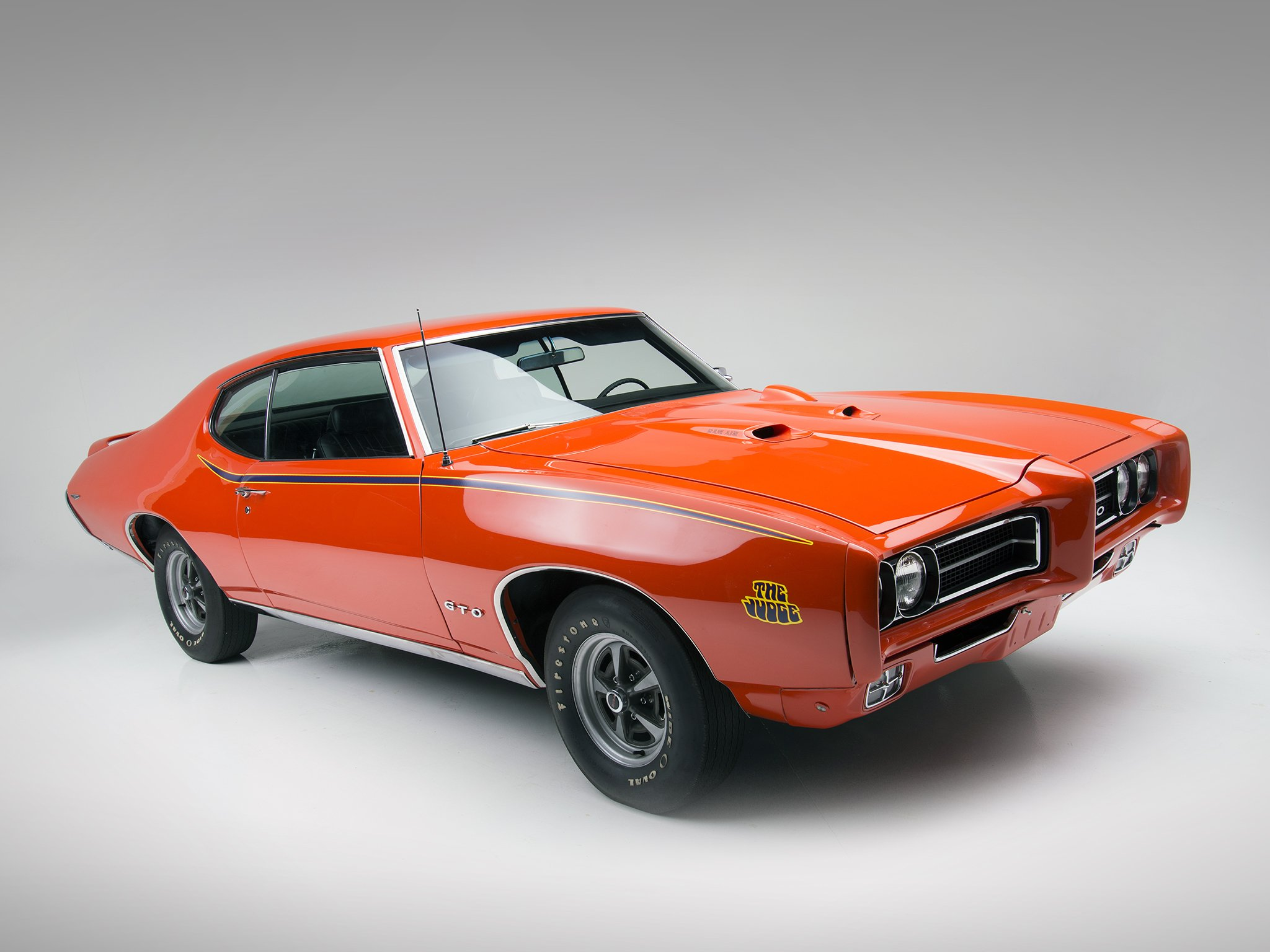 Pontiac Gto The Judge Hardtop Coupe 1969