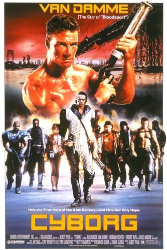 Cyborg Van Damme