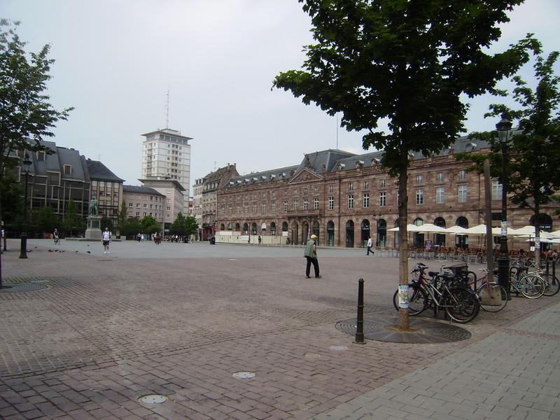 Plaza Kleber