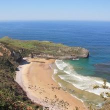 Playa de Ballota - Llanes
