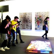 Ferias de arte por un #qube