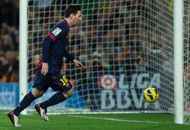 Lionel Messi Atletico Madrid Gol Elutillero Com