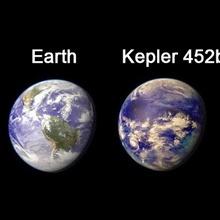 La NASA descubre un planeta habitable