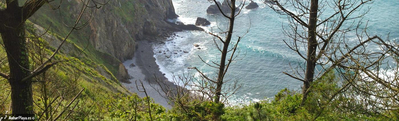 Sienra Beach Cudillero1