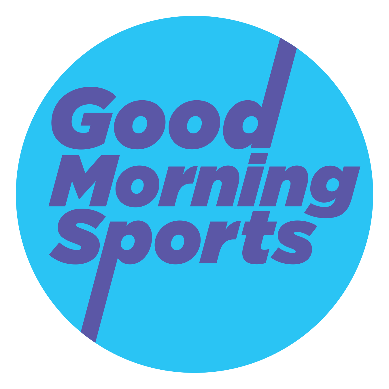 Good Morning Sports Logo