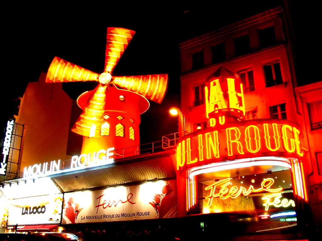 Auto Moulin Rouge 1by7
