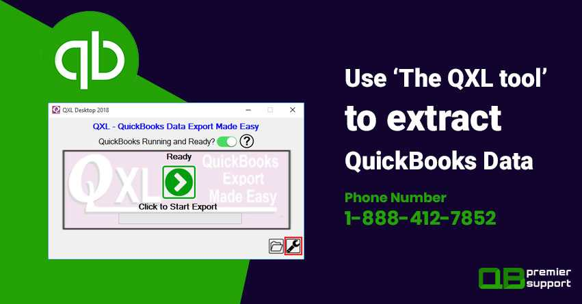 Use The Qxl Tool To Extract Quickbooks Data