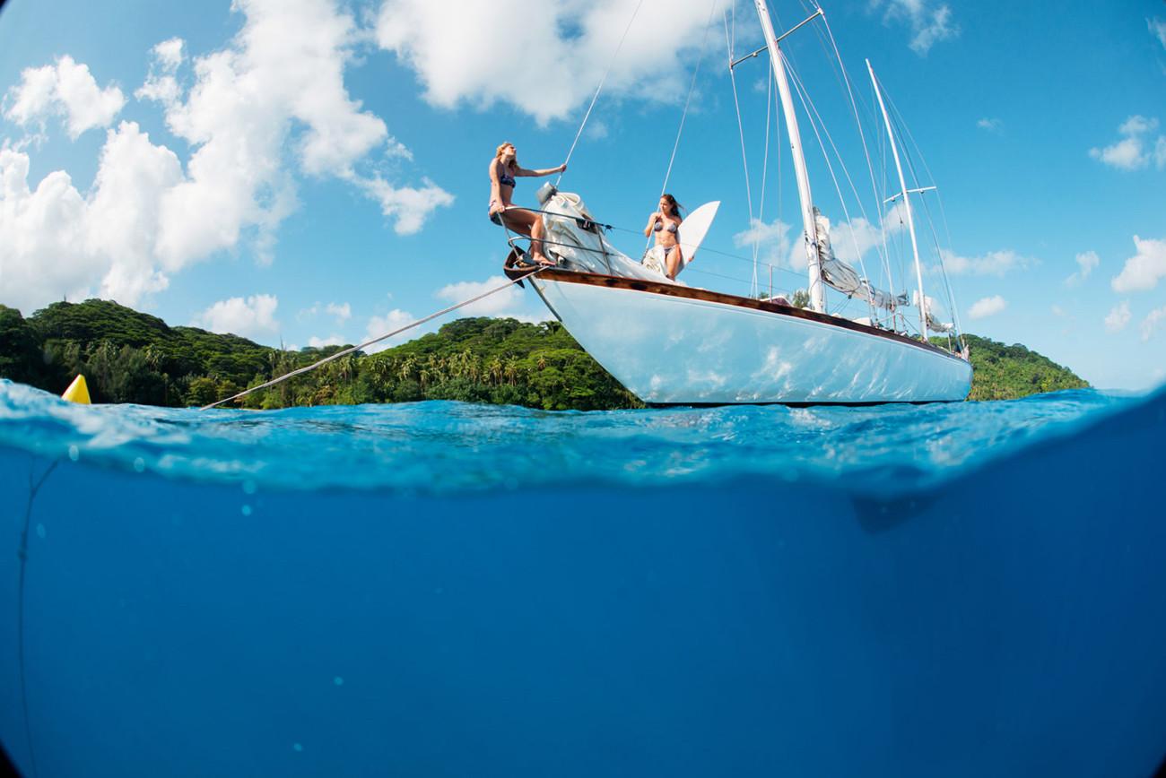 Yp187 Sailing Surfing Trip