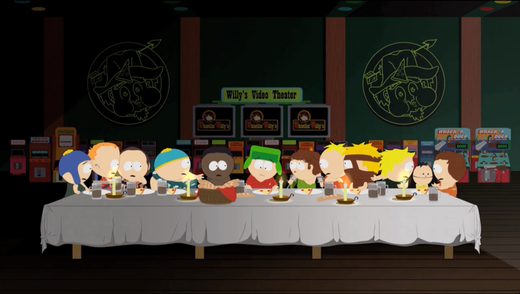 Supper South Park Png