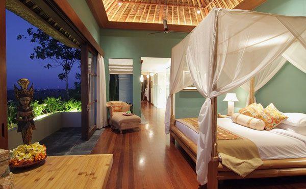 Japanese Bedroom View
