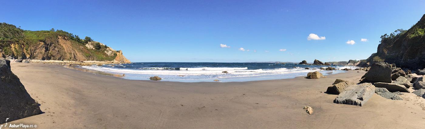 Reguero Cordial Beach Asturias3