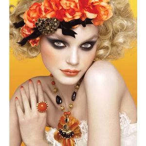 Orange Lipstick Trend 2011 2012 6
