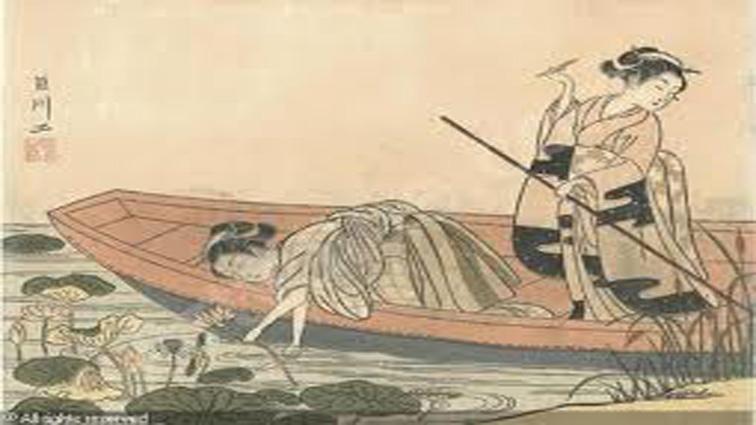 Lect Bea Cap Boating Women Harunobu