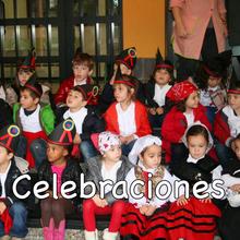 Celebraciones EEI Gloria Fuertes