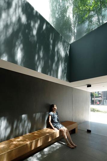 Optical Glass House By Hiroshi Nakamura 10 Jpg