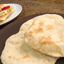 Pan árabe o de pita