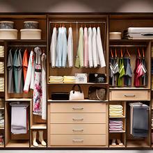 Comment maximiser l'espace d'un dressing