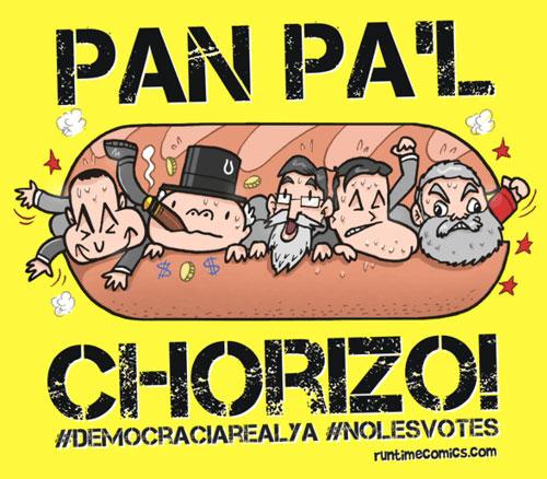 Runtime Error Juanjo Escofet Chorizos