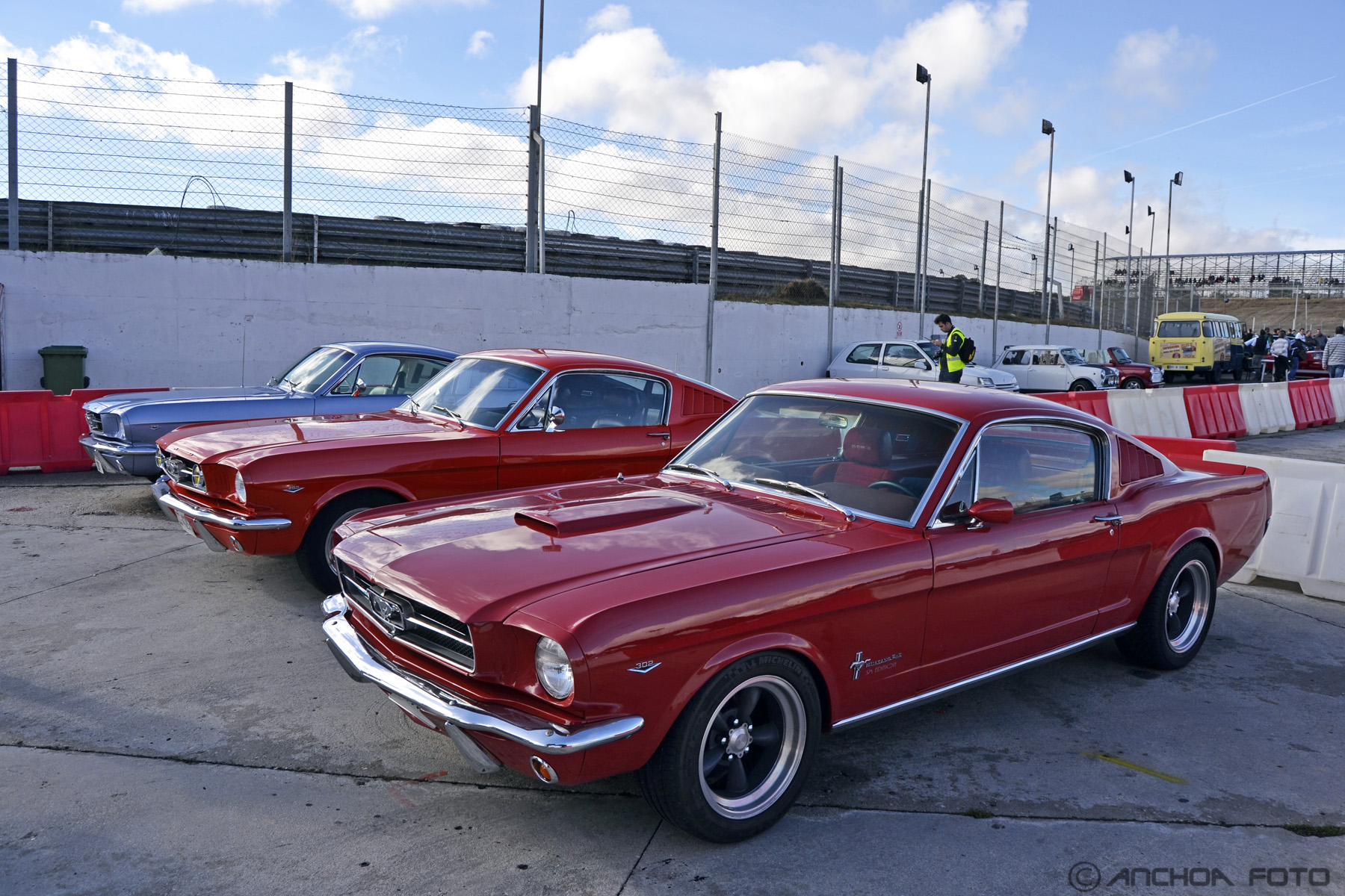 Ford Mustang1965 Fastback 302 03