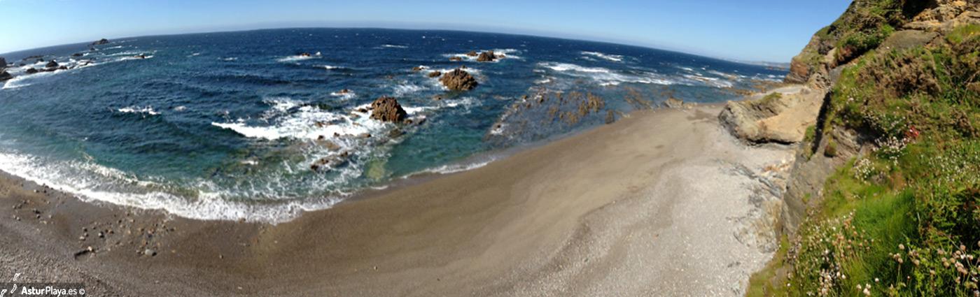 Campiecho Beach Asturias1