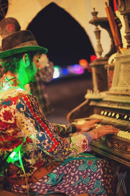 2 Festival Burning Man 2014