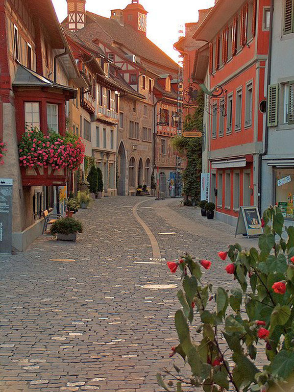 18. Stein am Rhein, Suiza