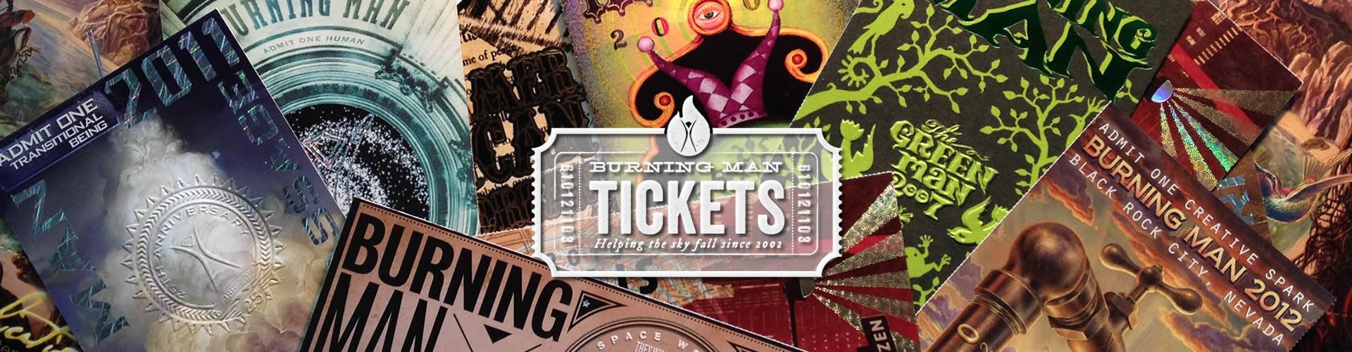 Burning Man 2015 Tickets Information