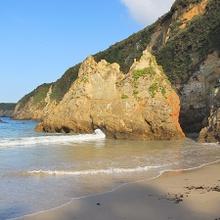 Playa Santa Gadea - Tapia de Casariego