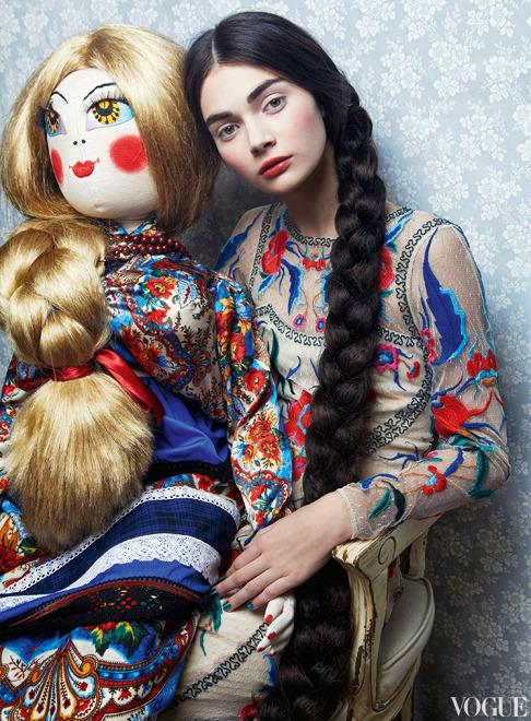 Toy Story Antonina Vasylchenko Danil Golovkin Vogue Russia Dec 2012 16 Jpg