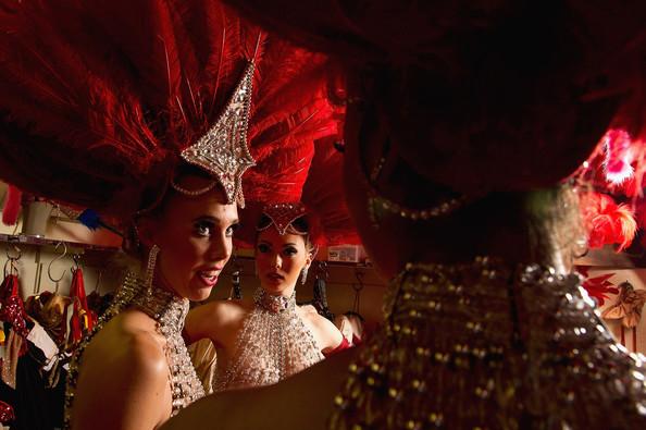 Moulin Rouge Australian Dancer Morgan Kenny 4y6pvsgnmhcl