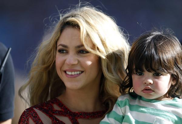 Shakira Milan1 A