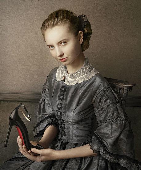 Louboutin Corot Peterlippmann