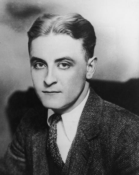F. Scott Fitzgerald.