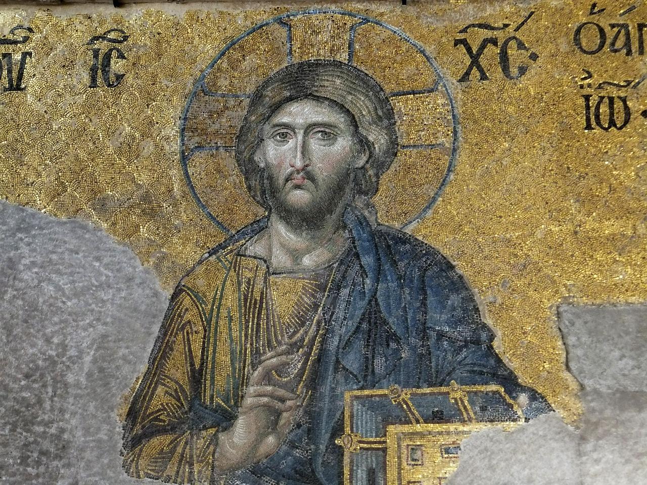 Deesis Mosaic 618975 1280
