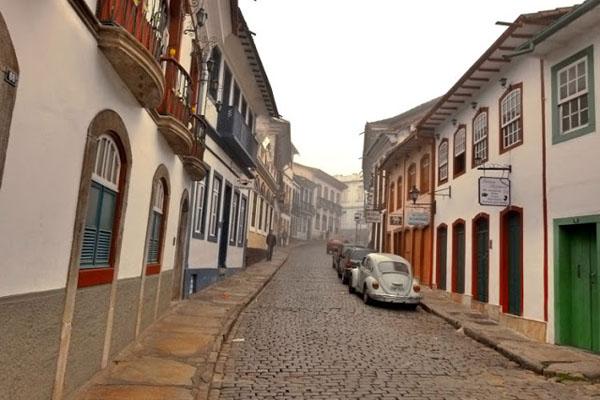 10. Ouro Preto, Brasil